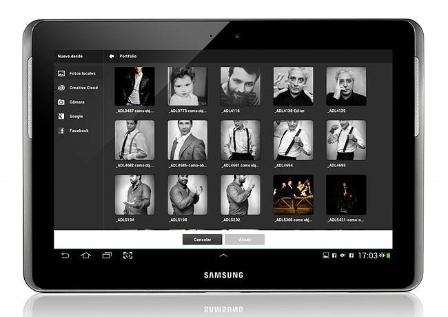 Curso de fotografía con Android (V): el flujo de trabajo con Android