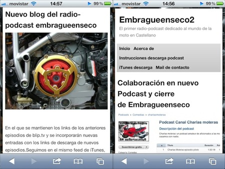 Embragueenseco podcast