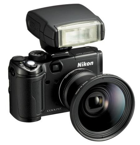 Nikon Coolpix P6000, con GPS, RAW y puerto Ethernet