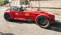 """Donkervoort D8 GTO """"1000 Miglia edition"""", sólo 25 unidades en honor a la mítica prueba italiana"""
