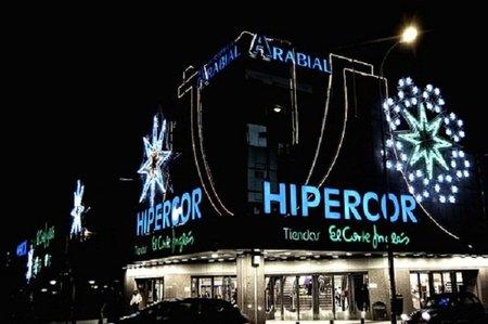 3x2 en Hipercor