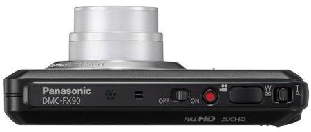 Panasonic Lumix FX90: fotos directas a tu red social preferida