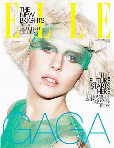 Lady Gaga se adueña del papel couché, ¡acaparadora!