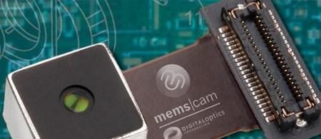 cámaras es la tecnología MEMS