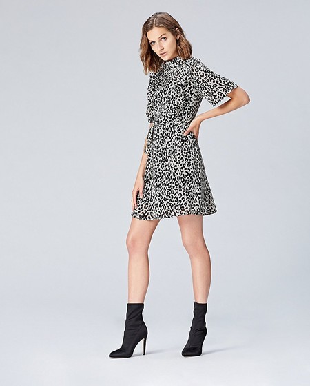 Vestido Leopardo Amazon Find