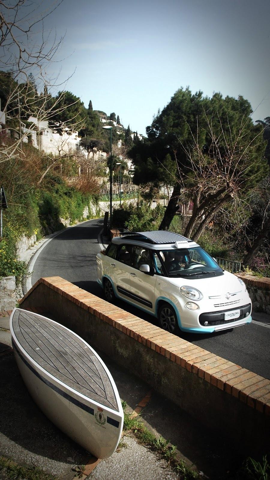Foto de 500L Tiberio Taxi by Castagna Milano (3/8)