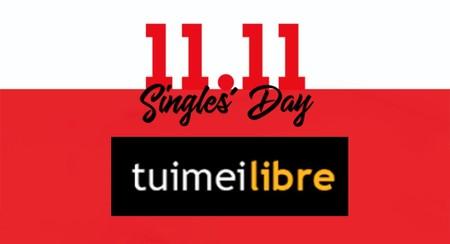 Ofertas por el Día del Soltero en tuimeilibre: smartphones, auriculares o videoconsolas a precios rebajados