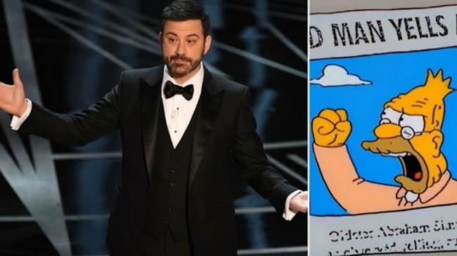 'Old man yells at cloud' - Los Óscar 2018 han sido una birria, como cada año
