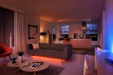 Philips amplia su gama Hue con nuevas luminarias decorativas producidas con impresoras en 3D