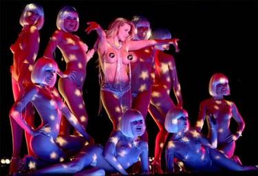 Carmen Electra presenta su show erótico en Las Vegas
