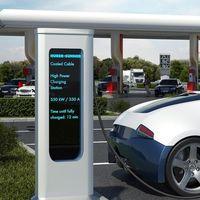 Ultra-E es la red de carga ultra rápida para vehículos eléctricos que están preparando VW, BMW y Renault