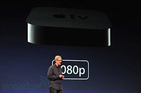 Nuevo Apple TV, 1080p y nuevas funciones