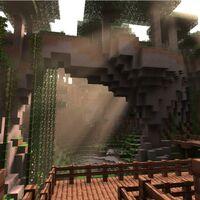 Minecraft se actualiza en Windows 10 y ahora podremos ver las estructuras mejor que nunca gracias a la inclusión del raytracing