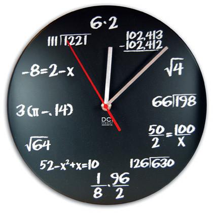 La hora exacta
