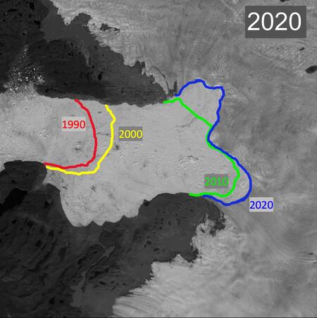 Glaciares En 2020