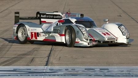 Audi confirma dos R18 e-tron quattro para las 12h de Sebring