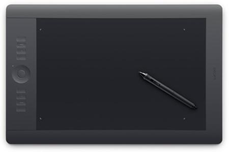 Intuos 5, la nueva gama profesional de tabletas gráficas de Wacom