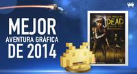 Mejor aventura gráfica de 2014 según los lectores de VidaExtra: The Walking Dead: Season Two