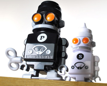 Salpimenteros robóticos
