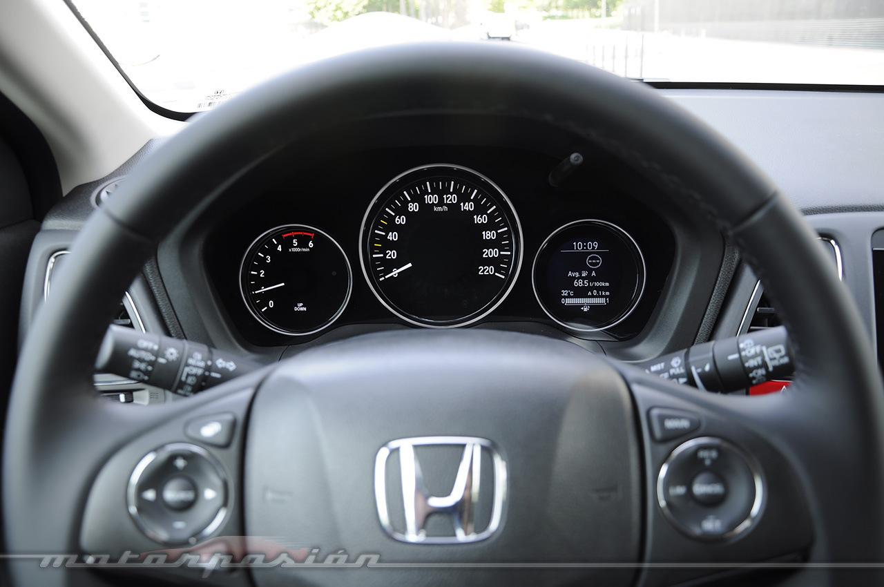 Foto de Presentación Honda HR-V 2015 (13/19)