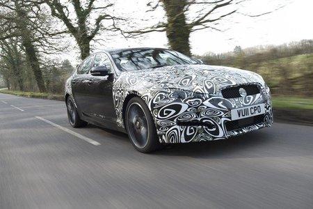 El Jaguar XF tendrá un nuevo diesel de acceso a gama