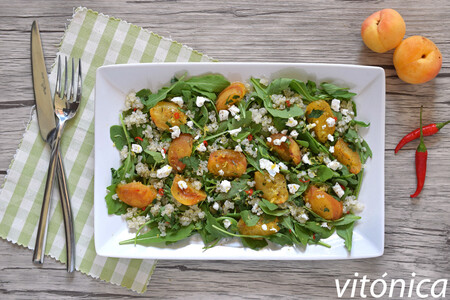 Tu dieta semanal con Vitónica: menú fresco y ligero, con alimentos de temporada