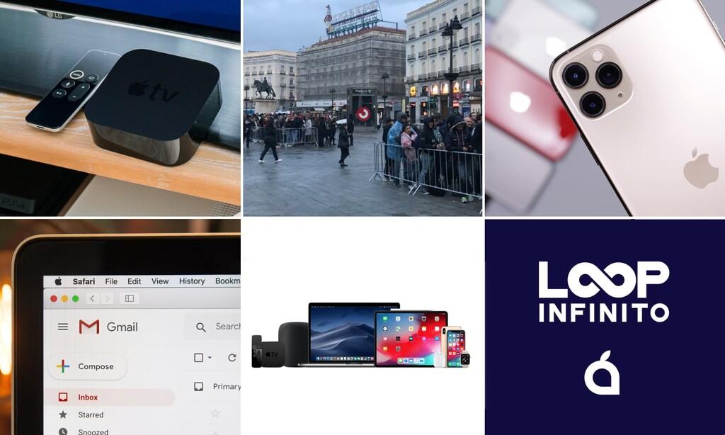 Crecimiento finito, noches de colas, el extraño momento del Apple TV... La semana del podcast Loop Infinito