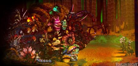 Fearless Fantasy es una siniestra (pero emocionante) mezcla de RPG con toques de cuento