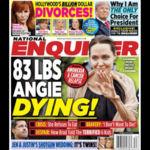 Angelina Jolie...¿1,70m y 37kg?