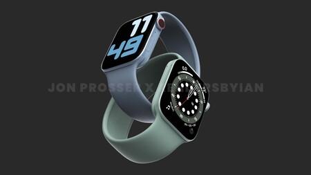 Filtrado el diseño del Apple Watch Series 7: bordes planos y grandes altavoces, según Prosser