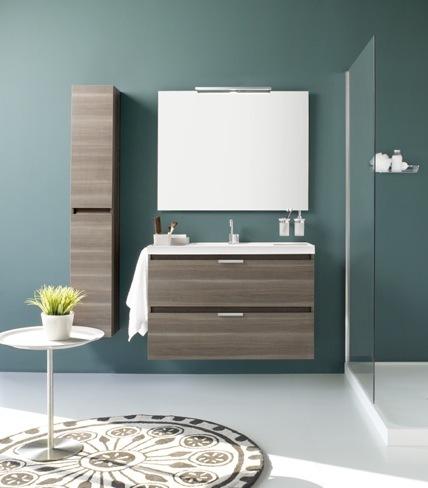 Foto de B-BOX colección de muebles para aprovechar el espacio en el cuarto de baño (4/5)