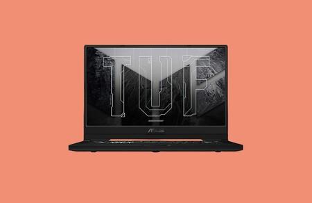Juega a lo que quieras con este portátil gaming de Asus a mínimo histórico: RTX 3060 y procesador i7 por 1.199,99 euros