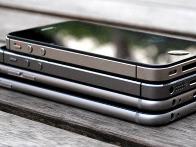El iPhone 6s y 6s Plus también va en camino de romper récords, pero ¿Cómo han sido las ventas iniciales de los diferentes modelos de iPhone?
