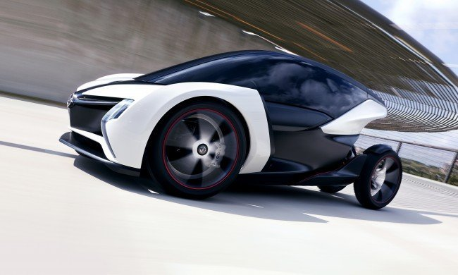 Opel Lightweight Electric Vehicle concept