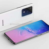Los primeros renders del Samsung Galaxy S11+ muestran un enorme módulo y cinco sensores para la cámara trasera