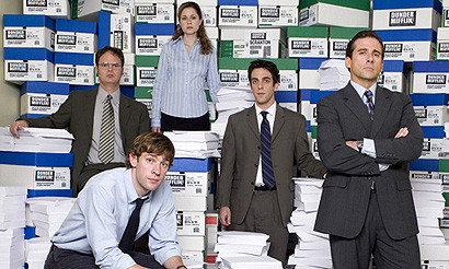 ¿Problemas para el spin-off de The Office?