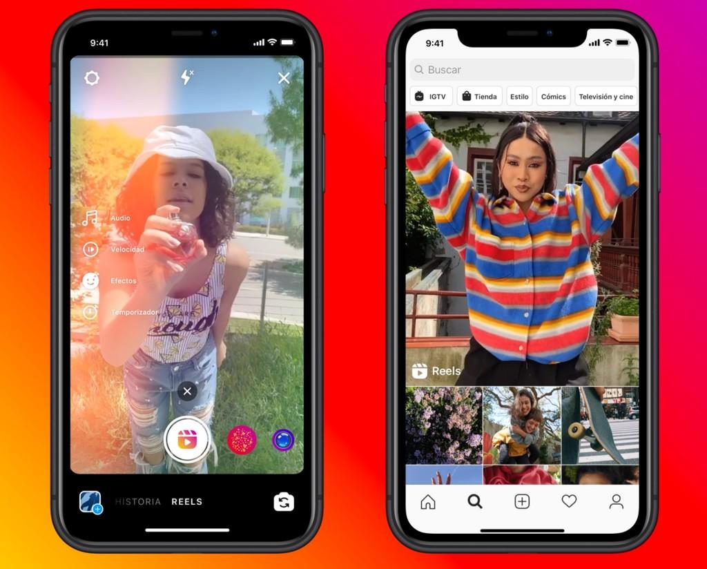 Instagram lanza Reels para competir con un TikTok que vive el momento más exitososo y bizarro de su historia