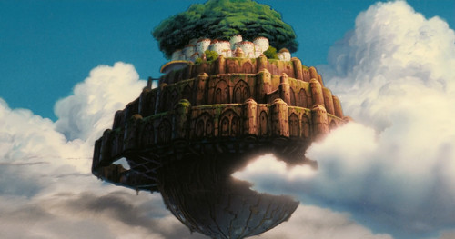 Animación | 'El castillo en el cielo', de Hayao Miyazaki