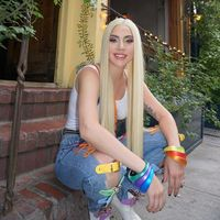 Alucinamos con los vaqueros más locos de Lady Gaga (y su precio)