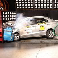 El Ford Figo fabricado en Brasil reprueba con cero estrellas la prueba de LatinNCAP