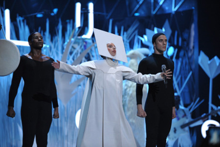 Monja Lady Gaga MTV Video Music Awards 2013