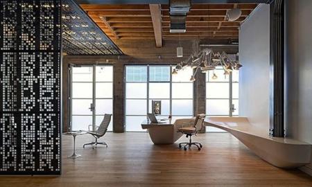 La clave del éxito puede estar en unas oficinas como las de The Giant Pixel Corporation