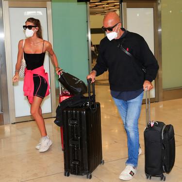 Kiko Matamoros y Marta López Álamo se vienen ya pa' Madrid, y sin remordimiento por su sed de guerra... No va a sobrevivir ni el apuntador