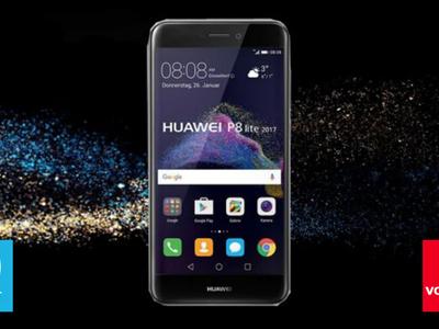 Huawei P8 Lite (2017) llega a Vodafone y comparamos sus precios con el pago a plazos de Movistar