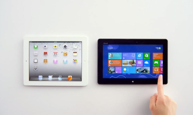 Apple iPad vs Microsoft Surface