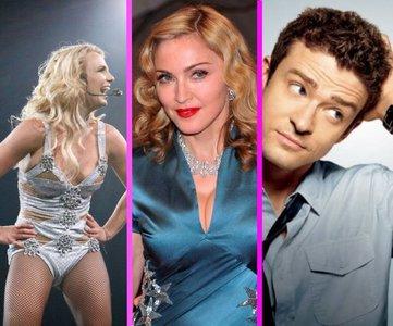 Madonna, una Celestina moderna. ¿Reconciliará a Justin Timberlake con Britney Spears?