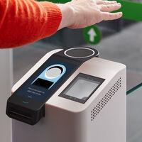Leyéndonos la palma de la mano: así funciona Amazon One, el nuevo sistema de pago contactless de Amazon