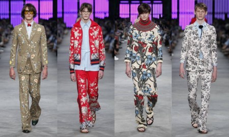 Gucci Primavera Verano 2016 02