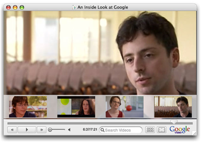 Google Video Player para Mac
