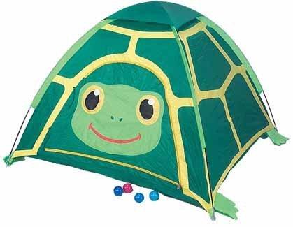 Tienda de camping tortuga